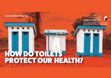 On world toilet day, let's review the UK's record