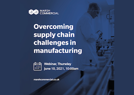 Overcoming supply chain challenges in manufacturing