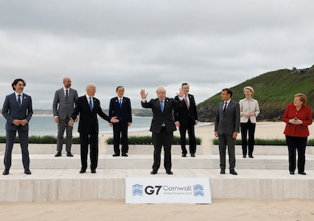 UWLA CALLS FOR BATHROOM INDUSTRY TO MAKE WATER MATTER AS WORLD LEADERS COMMIT TO TACKLE CLIMATE CHANGE AT G7 SUMMIT