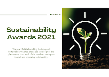 Final call for Sustainability Awards entries