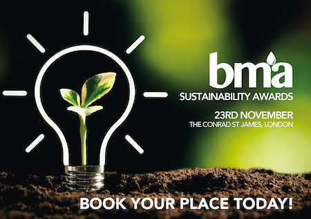 THE BMA SUSTAINABILITY AWARDS EVENT