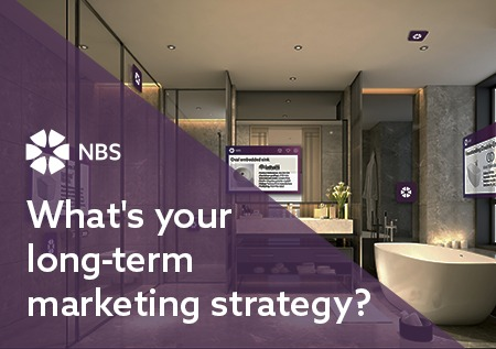 What's your long-term marketing strategy?